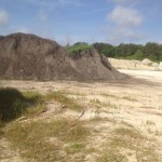 W Frazier Construction provides Dirt Pits and Rock Sales serving Charleston SC county since 1982