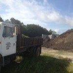 W Frazier Construction provides Rock, Sand, Slag, Dirt, and Riprap Sales serving Charleston SC county since 1982