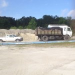 W Frazier Construction accepts all land clearing debris (no synthetic material) serving Charleston SC county since 1982