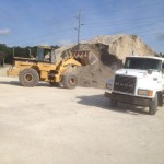 W Frazier Construction provides Trucking and Riprap Sales serving Charleston SC county since 1982