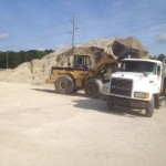 W Frazier Construction provides Trucking and Slag Sales serving Charleston SC county since 1982
